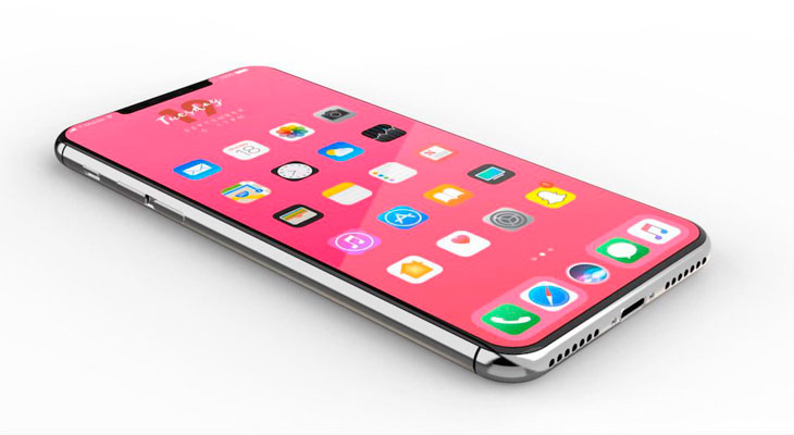 Apple lanzará un iPhone OLED de 6,5 pulgadas en 2018