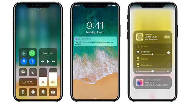 El iPhone 8 podría venir en versiones de 64, 256, y 512 GB y con 3 GB de RAM