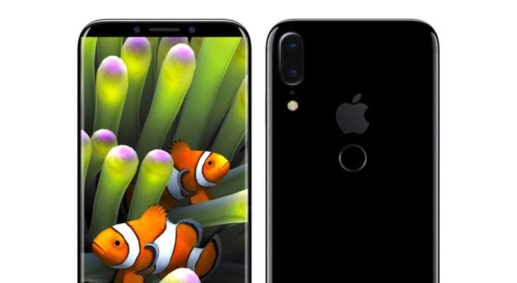 Se filtra un vídeo que muestra un control de calidad de un iPhone 8 con Touch ID trasero