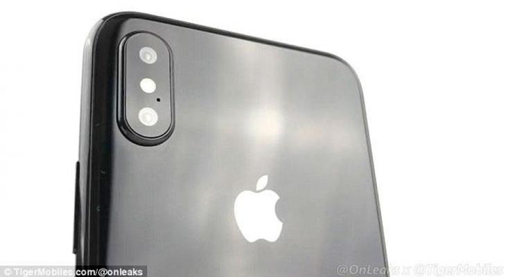 """El iPhone 8 será más inteligente gracias a una función """"SmartCam"""""""