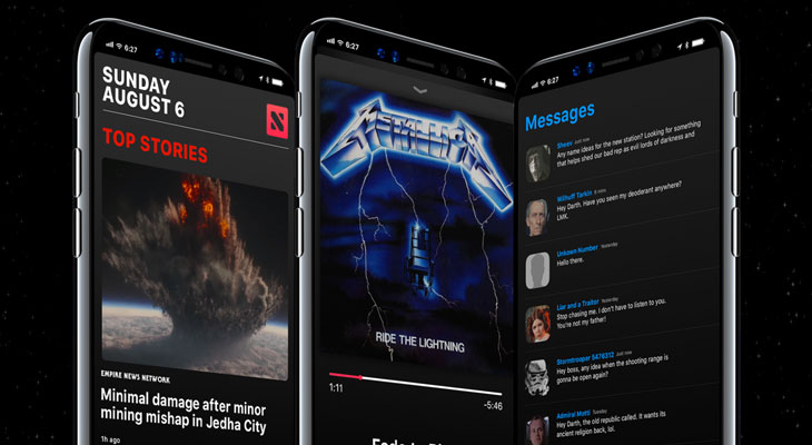 """Este concepto de iPhone 8 propone una """"HomeBar"""" que sustituirá al botón Home"""