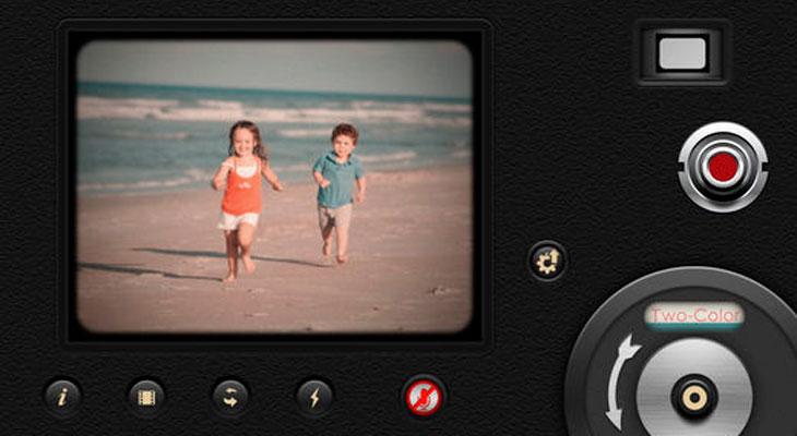 La Aplicación Gratis de la Semana 8mm Vintage Camera