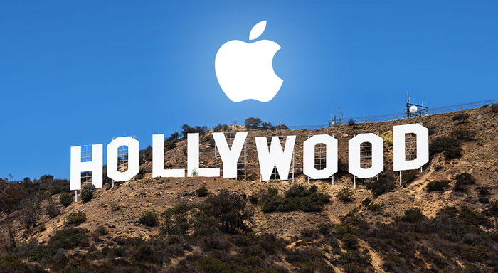 Apple-Hollywood