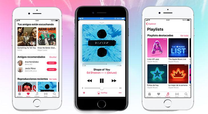Apple Music ya cuenta con 30 millones de suscriptores