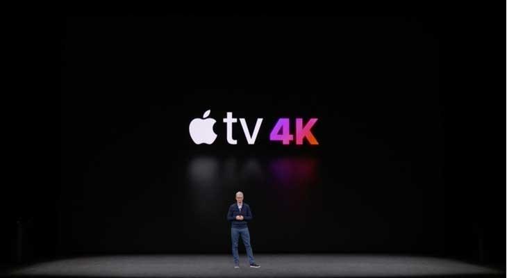 Nuevo Apple TV 4K: HDR más potencia y mucho más…