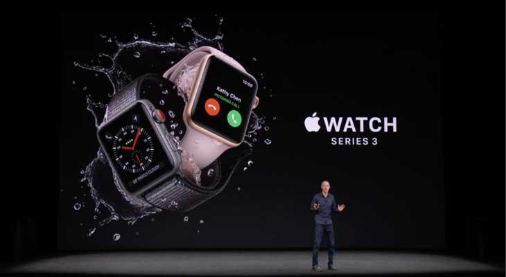 Apple Watch 3: esto es lo que trae de nuevo