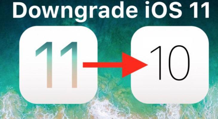 Cómo bajar de iOS 11 a iOS 10.3.3