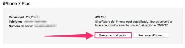 Instalar-iOS-11-iTunes