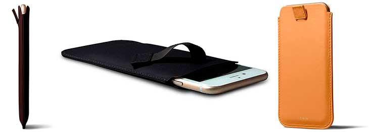 Funda Estuche para iPhone 8 y 8 Plus - Lucrin