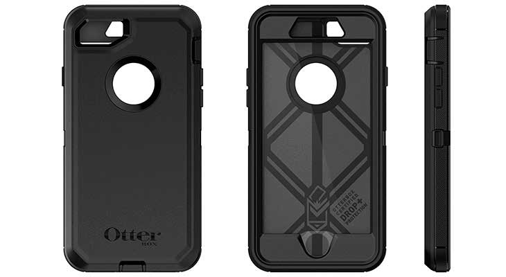 Ultra-resistant case for iPhone 8 and 8 Plus - OtterBox Defender
