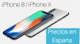 Ya sabemos cuánto costará el iPhone X y el iPhone 8 en España