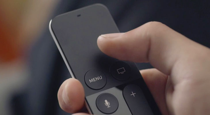 El Siri Remote del Apple TV 4K tendrá retroalimentación háptica