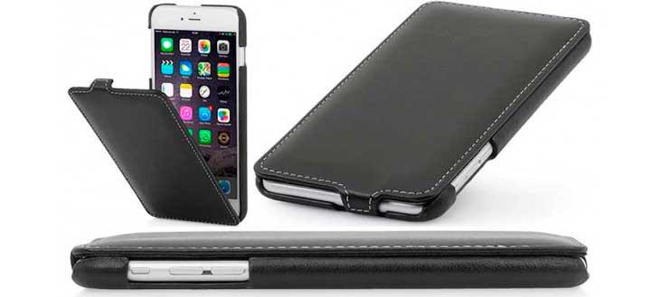 Authentic Leather Case for iPhone 8 and 8 Plus - StilGut UltraSlim