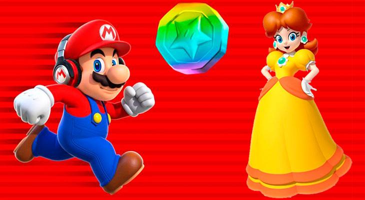 """Llega la """"mayor actualización"""" de Super Mario Run con un descuento del 50%"""