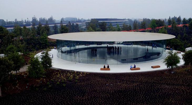El Teatro Steve Jobs será el otro gran protagonista en la keynote del iPhone 8