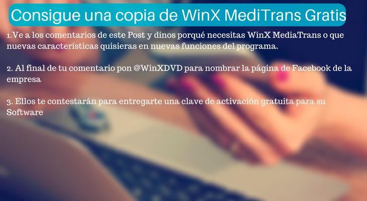 WinX MediaTrans: transfiere fotos entre el iPhone 8 y PC de forma selectiva o en lote