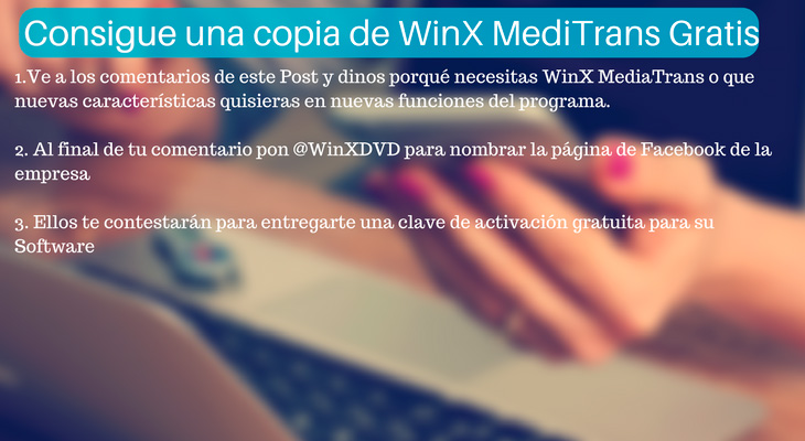 WinX MediaTrans: transfiere fotos entre el iPhone 8/X y PC de forma selectiva o en lote