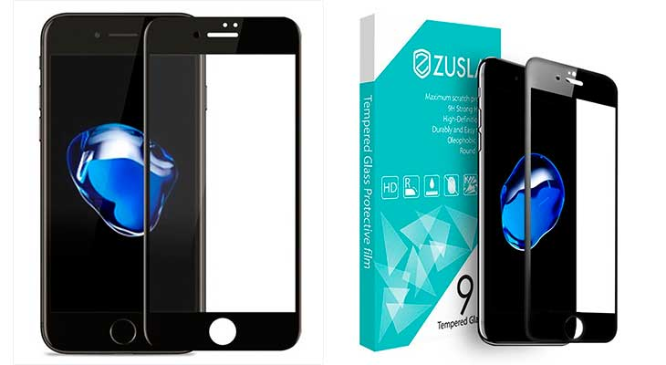 Protector 3D para iPhone 8 y 8 Plus - Zuslab