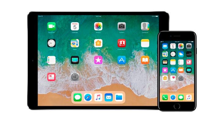 Apple lanza iOS 11.0.1 para corregir pequeños fallos