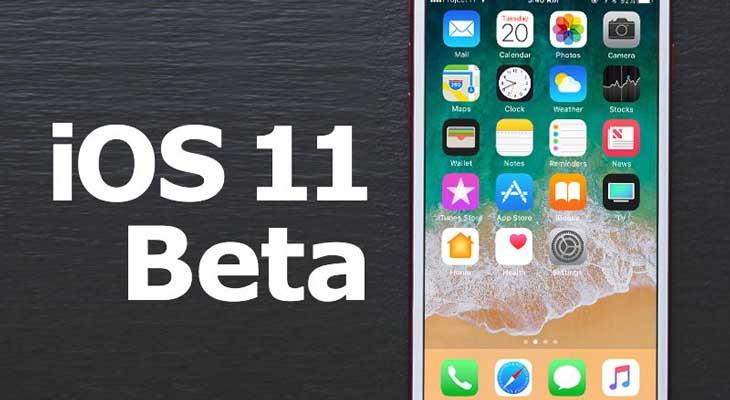 Apple lanza iOS 11 GM para desarrolladores y anuncia fecha de salida al público