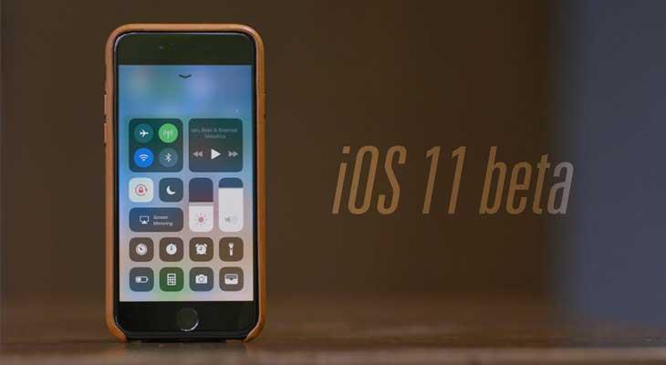iOS 11 Beta 10 disponible para descargar (Para todos)