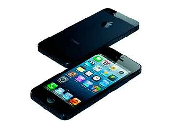 iPhone 5 16GB (Negro) – Reacondicionado