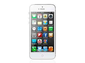 iPhone 5 64GB (Blanco) – Reacondicionado