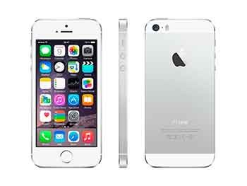 iPhone 5s 32GB (Plata) – Reacondicionado