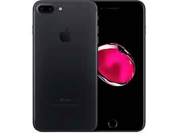 iPhone 7 Plus 32GB (Negro Mate)