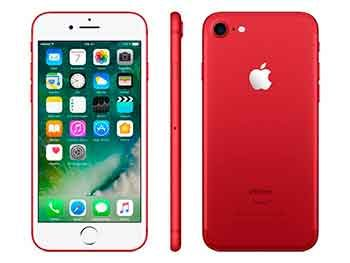 iPhone 7 (Edición Especial RED, 128GB)