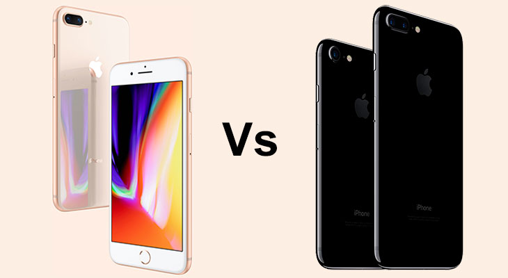 ¿En qué se diferencia el iPhone 8/8 Plus del iPhone 7/7 Plus?