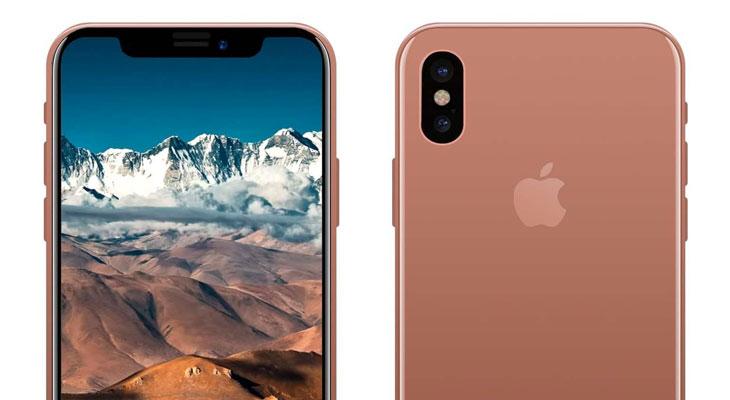 Se filtran nuevos componentes del iPhone 8