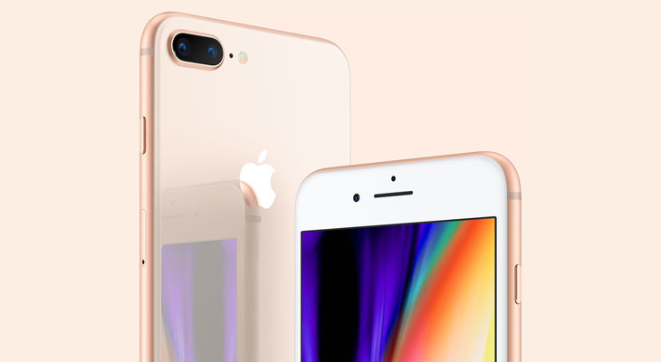 """Varios usuarios del iPhone 8 Plus se quejan de un molesto """"ruido estático"""" durante las llamadas"""