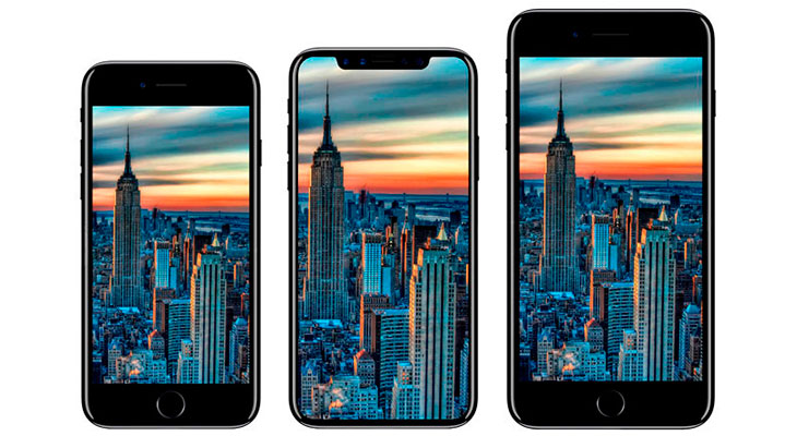 Los iPhones de 2017 podrían llamarse iPhone 8, iPhone 8 Plus y iPhone Edition