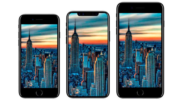 Los iPhones de 2017 podrían llamarse iPhone 8, iPhone 8 Plus y iPhone Edition