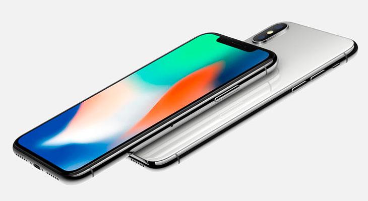 El iPhone X tiene una batería de 2.716 mAh y 3 GB de RAM