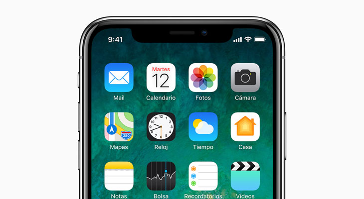 Cómo hacer una captura de pantalla en el iPhone X
