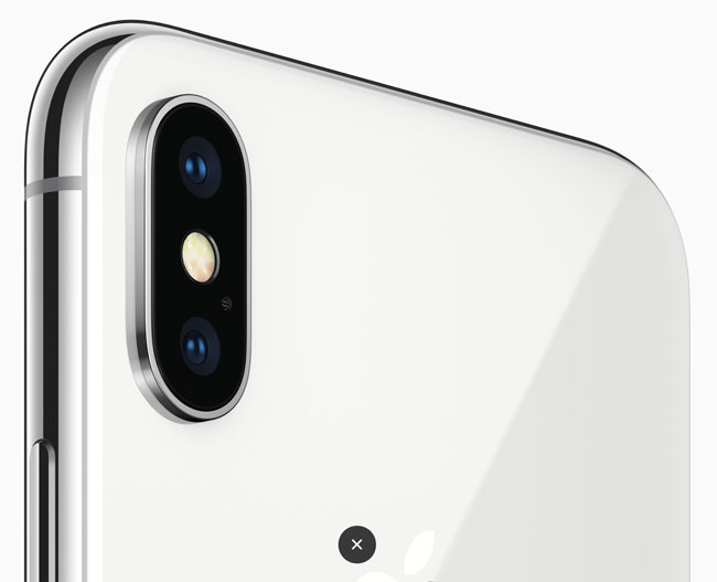 iPhone X Cámara Dual