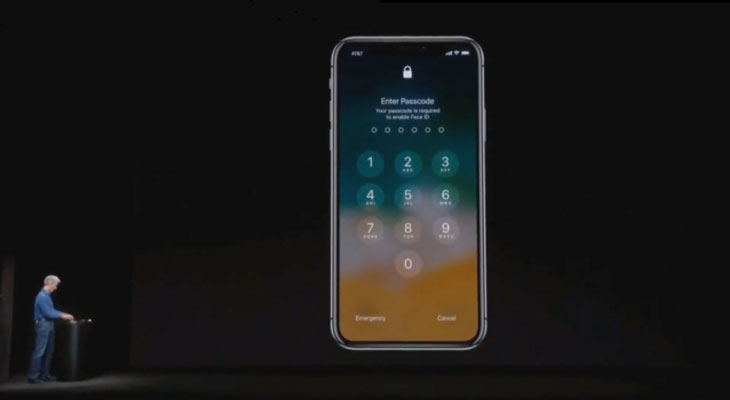 ¿Falló el Face ID durante la demostración del iPhone X? Apple dice que no