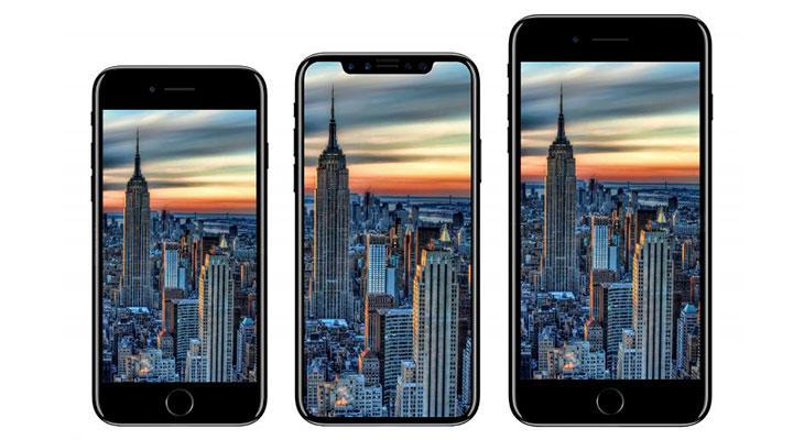 El firmware de iOS 11 GM revela los nombres definitivos de los nuevos iPhones