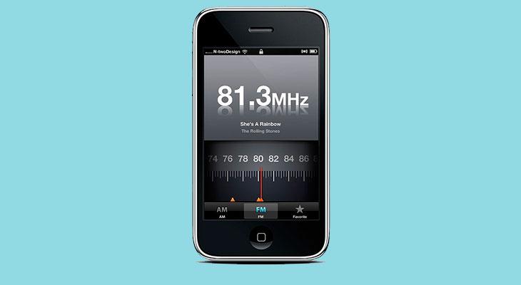 No, activar la radio FM en tu iPhone no es tan sencillo como parece