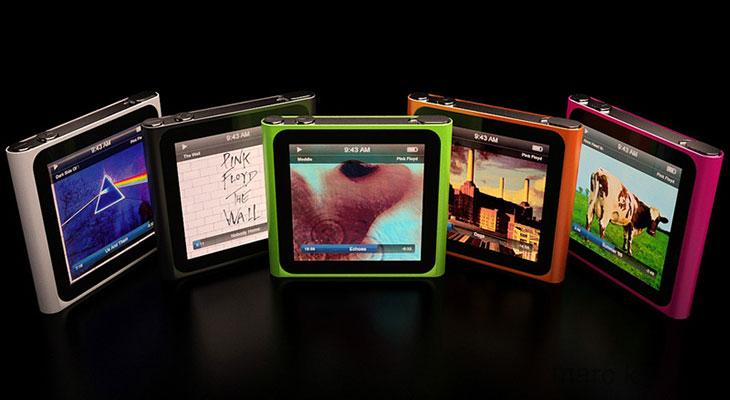 El iPod nano de sexta generación ya es oficialmente obsoleto