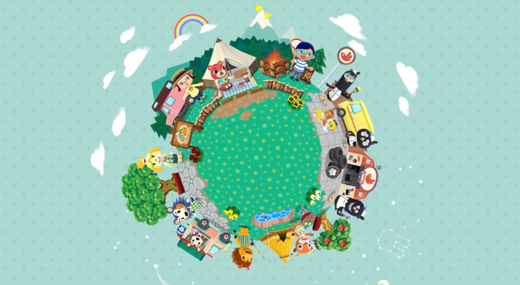 Nintendo presenta Animal Crossing Pocket Camp para dispositivos iOS