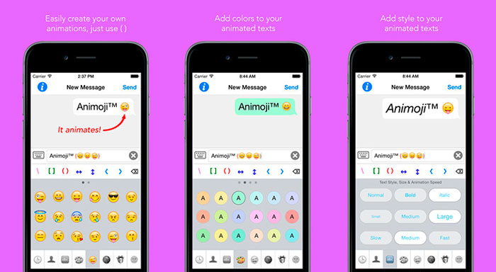 Animoji-App