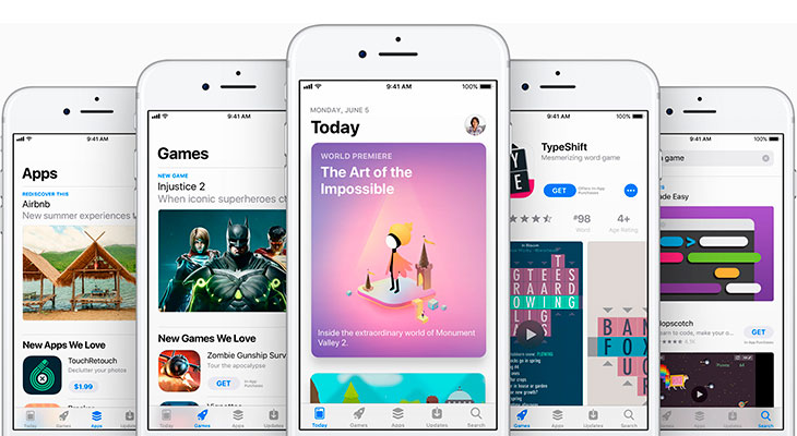 """iOS 11 se ha cargado la """"Aplicación Gratis de la Semana"""""""