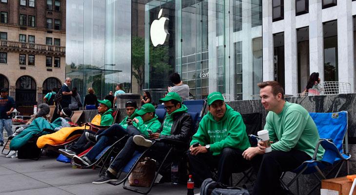 El iPhone X estará disponible en Apple Stores el día de su lanzamiento