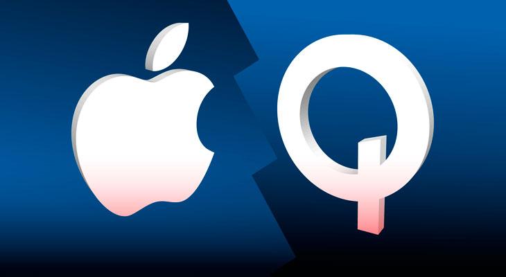 Los iPhones y iPads de 2018 podrían no llevar chips de Qualcomm