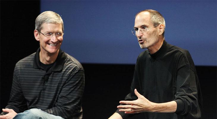 Tim Cook recuerda a Steve Jobs en el sexto aniversario de su muerte