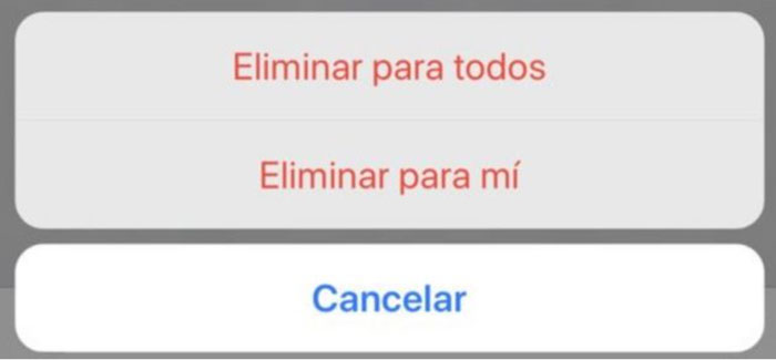 Eliminar-WhatsApp