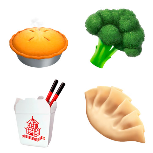 Emojis-Comida
